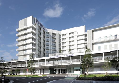神戸 市 医療 センター 中央 市民 病院